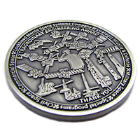 Custom Challenge Coins - 21 Years Experience - Lowest Prices Anywhere