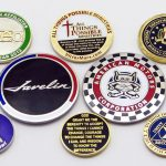 hard enamel coins