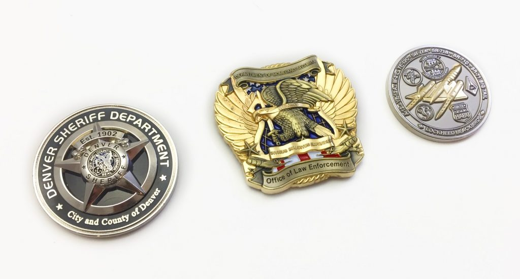 3Dcoins-military